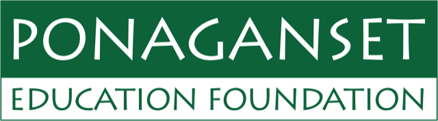 Ponaganset Education Foundation's logo